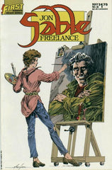 Jon Sable; Freelance (1983 series) #34-39 [SET] — Volume 07: The Ivory Connection