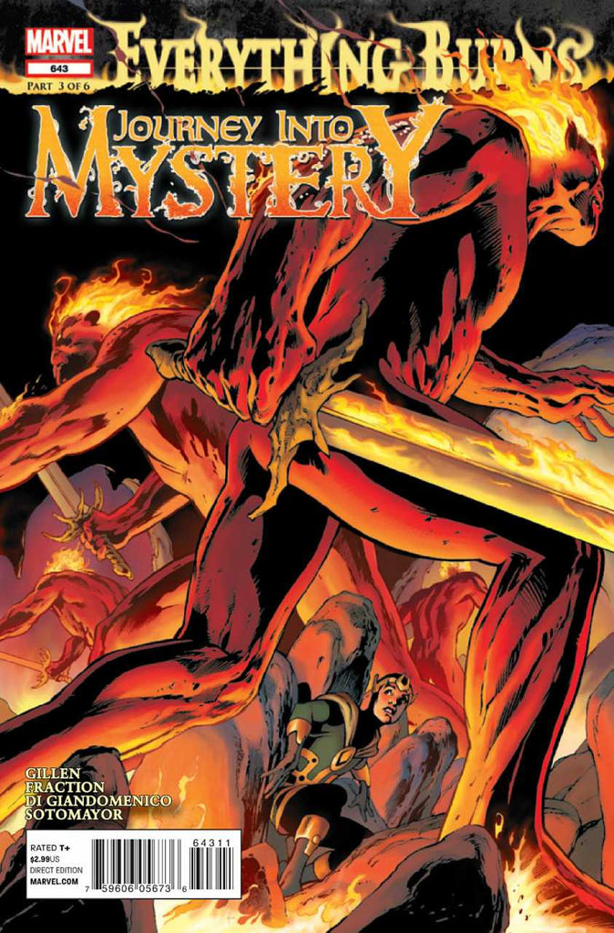 Journey Into Mystery (2011 Series) #643