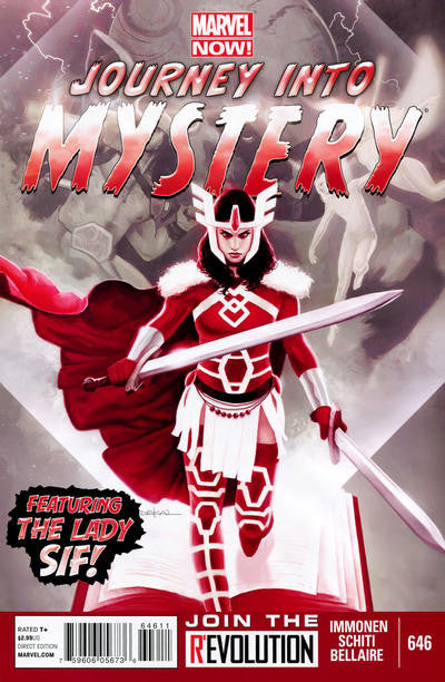 Journey Into Mystery (2011 series) #646-650 [SET] — Volume 01: Stronger Than Monsters