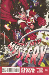 Journey Into Mystery (2011 series) #651-655 [SET] — Volume 02: Seeds of Destruction