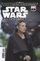 "Star Wars: Journey to Episode IX: The Rise of Skywalker (2019 mini-series) #1-4 [SET] — Allegiance (All Variant ""Artist"" Covers)"