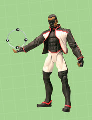 "J.S.A. Series 1 – Mr. Terrific (Modern Version - Michael Holt) 6"" Figure"
