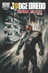 Judge Dredd (2012 series) #17-20 [SET] — Volume 05: The American Way of Death (All Regular Covers)