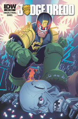 Judge Dredd (2012 series) #21-24 [SET] — Volume 06: To Live and Die in Deadworld (All Regular Covers)