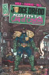 Judge Dredd: Mega City Two (2014 mini-series) #1-5 [SET] — The City of Courts (All Regular Covers)