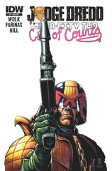 Judge Dredd: Mega City Two (2014 mini-series) #1-5 [SET] — The City of Courts (All Variant Pullbox Covers)