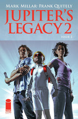 Jupiter's Legacy 2 (2016 Mini-Series)