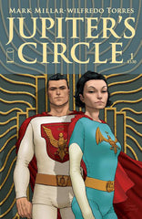Jupiter's Circle (2015 mini-series) #1-6 [SET] — Volume 01: The First Generation (All Regular Covers)