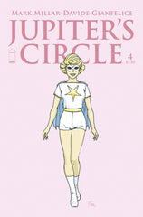 "Jupiter's Circle (2015 mini-series) #1-6 [SET] — Volume 01: The First Generation (All Variant ""B"" Covers)"