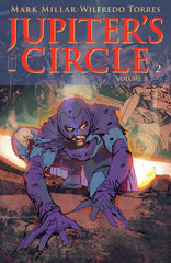 Jupiter's Circle (2015 mini-series) #1-6 [SET] — Volume 02: Public Battles and Private Lives (All Regular Covers)