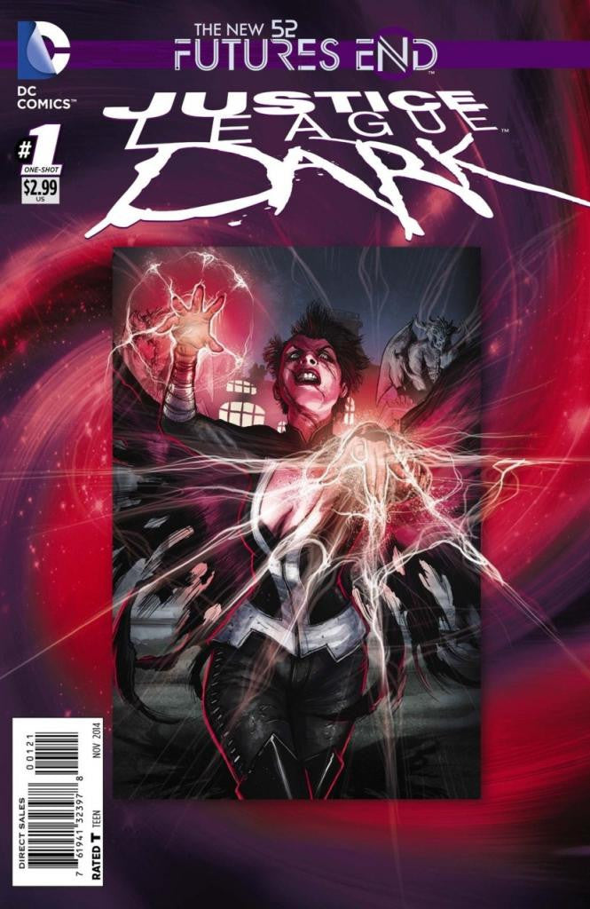 Justice League Dark: Future's End (2014 One-Shot) #1 (Regular Cover - Juan Ferreya)