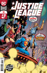 Justice League (2018 series) #48-50 [SET] — Volume 07 (A): The Rule of War (All Regular Covers)