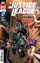 Justice League (2018 series) #51-52 + Annual #2 [SET] — Volume 07 (B): The Garden of Mercy (All Regular Covers)