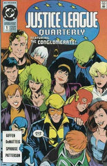 Justice League Quarterly (1990 Series)