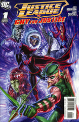 Justice League (2009 mini-series) #1-7 [SET] — A Cry for Justice