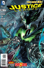 Justice League (2011 series) #07-14 + #0 [SET] — Volume 02: The Villain's Journey