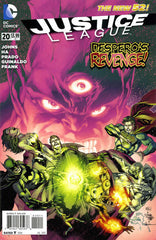Justice League (2011 series) #18-21 [SET] — Volume 04 (A): The Grid