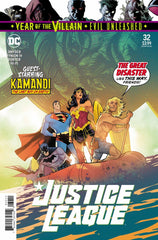 Justice League (2018 series) #29-39 [SET] — Volume 05: The Justice / Doom War (All Regular Covers)