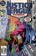 Justice League International (1987 series) #37-40 [SET] — Volume 07 (A): The Return of Despero