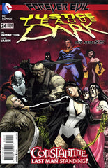 Justice League Dark (2011 series) #24 (A Multi-Title Crossover) [SET] — Volume 04: Forever Evil; The Blight