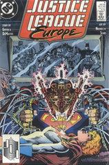 Justice League Europe (1987 series) #09-12 [SET] — Volume 02: Family Ties