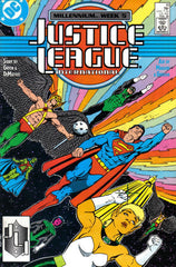 Justice League International (1987 series) #08 (A Multi-Title Crossover) [SET] — Volume 02: The Justice League International