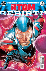 Justice League of America: The Atom Rebirth (2016 One-Shot)
