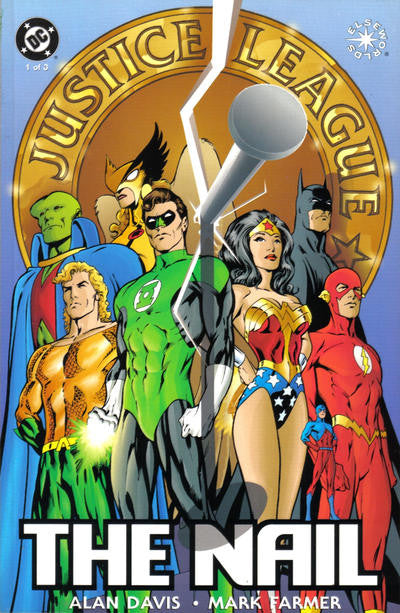 Justice League of America (1998 mini-series) 1-3 [SET] — The Nail