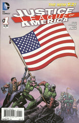 Justice League of America (2012 series) #01 (A Multi-Title Crossover) [SET] — Volume 01: The World's Most Dangerous