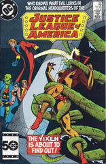 Justice League of America (1960 series) #247-254 [SET] — Despero Reborn