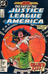 Justice League of America (1960 series) #258-261 [SET] — The End of the Justice League of America
