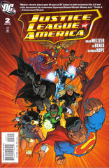 Justice League of America (2006 series) #0-7 [SET] — Volume 01: The Tornado's Path