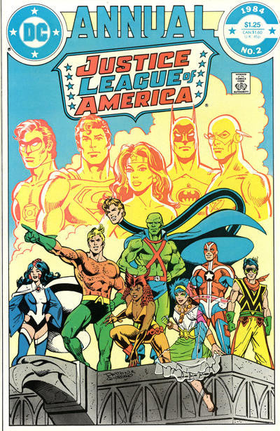 Justice League of America (1960 series) #233-236 + Annual 2 [SET] — Rebirth