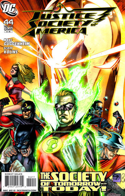 Justice Society of America (2007 series) #44-49 [SET] — Volume 07 (B): Supertown