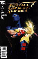 Justice League of America (2006 series) #08 (A Multi-Title Crossover) [SET] — Volume 02: The Lightning Saga