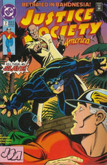Justice Society of America (1992 series) #1-10 [SET] — Out of the Past, The Complete Series