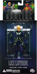 "Justice League Alex Ross ""Justice"" Series 5 – Lex Luthor 6"" Figure"