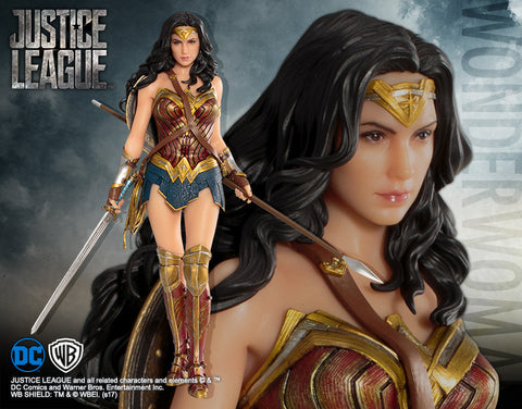 Justice League (Film) – Wonder Woman – ARTFX+ Statue