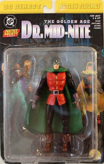 "DC Direct: Justice Society of America Wave 2 – Golden-Age Dr. Mid-Nite 7"" Figure"