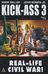 Kick-Ass (2013 mini-series) #1-8 [SET] — Volume 03: The Big Goodbye (A)