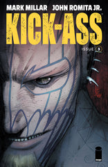 "Kick-Ass (2017 series) #01-6 [SET] — Volume 01: The New Girl (All Regular ""A"" Covers)"