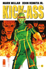 "Kick-Ass (2017 series) #01-6 [SET] — Volume 01: The New Girl (Variant ""C"" Covers*)"