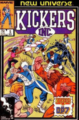 Kickers, Inc. (1986 Series)