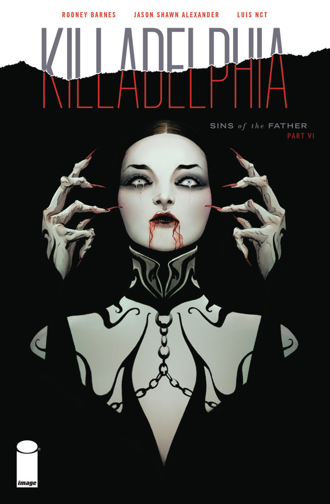 "Killadelphia (2019 series) #6 (Variant ""Artist"" Cover - Jae Lee)"
