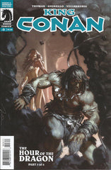 King Conan (2013 mini-series) #1 (A Multi-Title Crossover) [SET] — The Hour of The Dragon; The Complete Saga