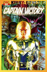 "Kirby Genesis (2011 mini-series) #1-6 [SET] — Captain Victory (All Regular ""A"" Covers)"