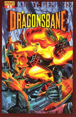 "Kirby Genesis (2012 mini-series) #1-4 [SET] — Dragonsbane (All Regular ""A"" Covers)"