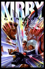 "Kirby Genesis (2011 mini-series) #0-8 [SET] — The Pioneers (All Regular ""A"" Covers)"
