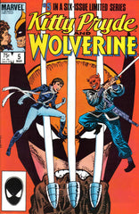 X-Men (1984 mini-series) #1-6 [SET] — Kitty Pryde and Wolverine