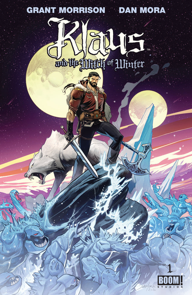 Klaus and the Witch of Winter (2016 One-Shot) #1 (Regular Cover - Dan Mora)